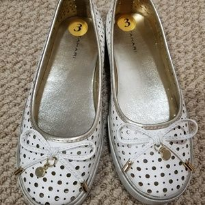 Girls shoes/flats  size 3